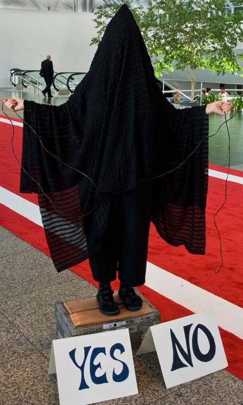 Abu Ghraib Figure